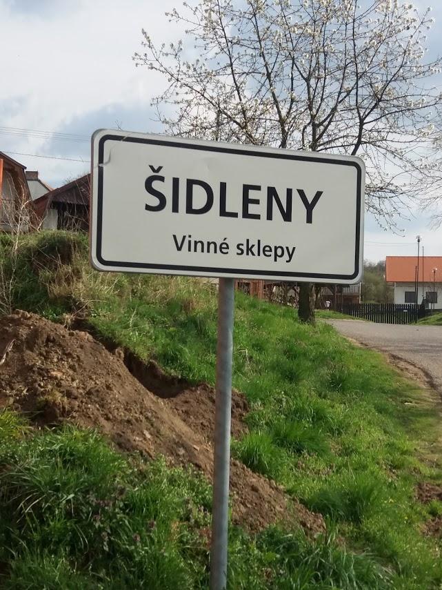 Vinné sklepy Šidleny